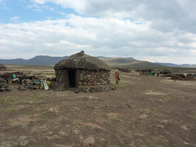 Visit the mountain kingdom of Lesotho