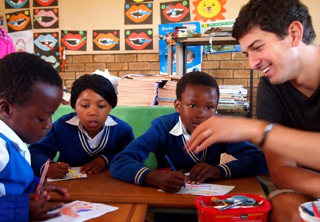 Making a difference with Volunteer Africa
